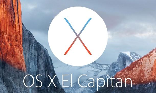 El Capitan: Mac OS X 10 11 Compatibility Information