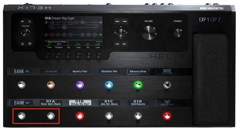 How do I reset the presets on my Line 6 Helix? | Sweetwater