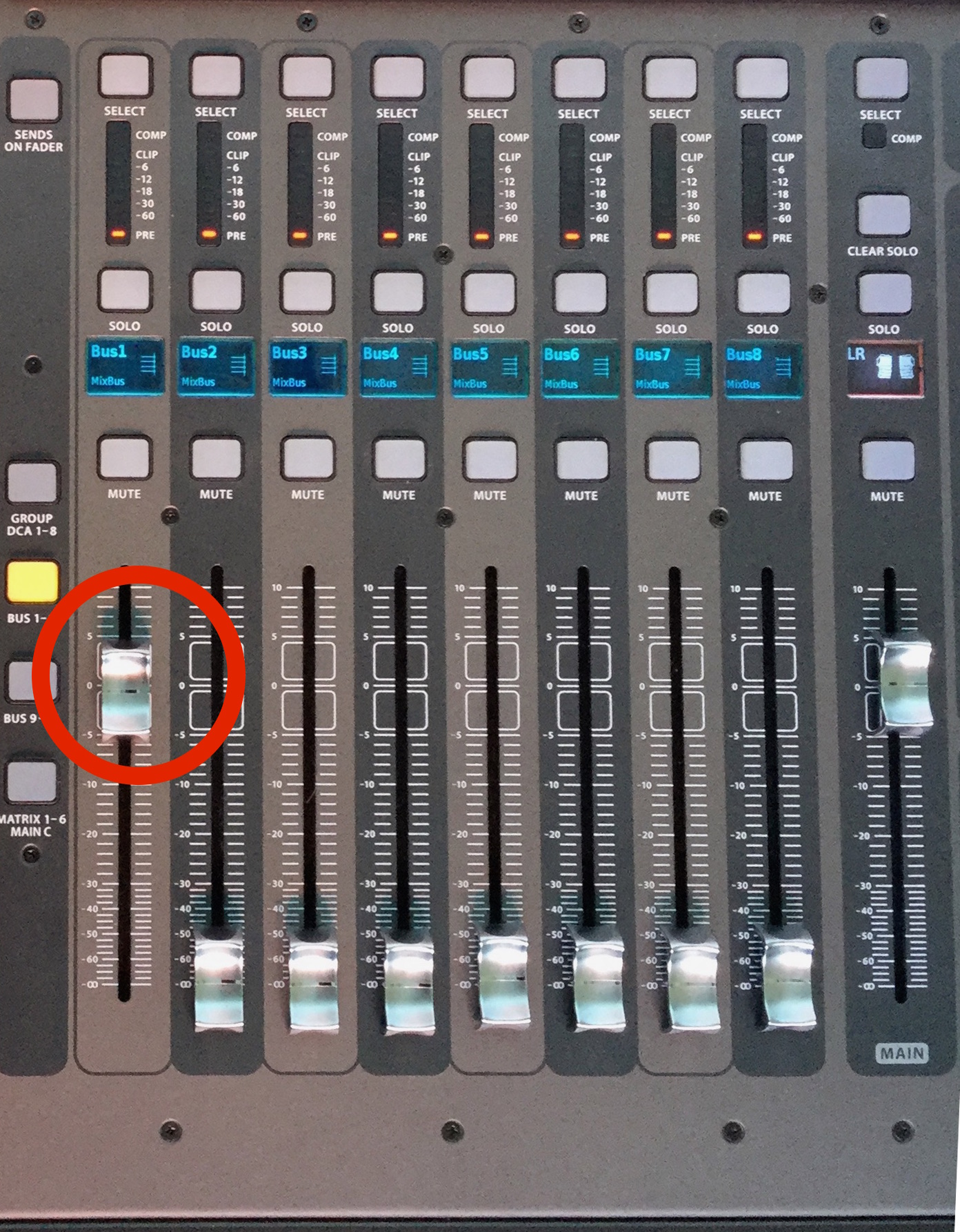 Behringer X32: How to route an input to a bus | Sweetwater