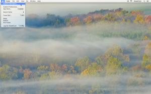 Mac System Information Menu
