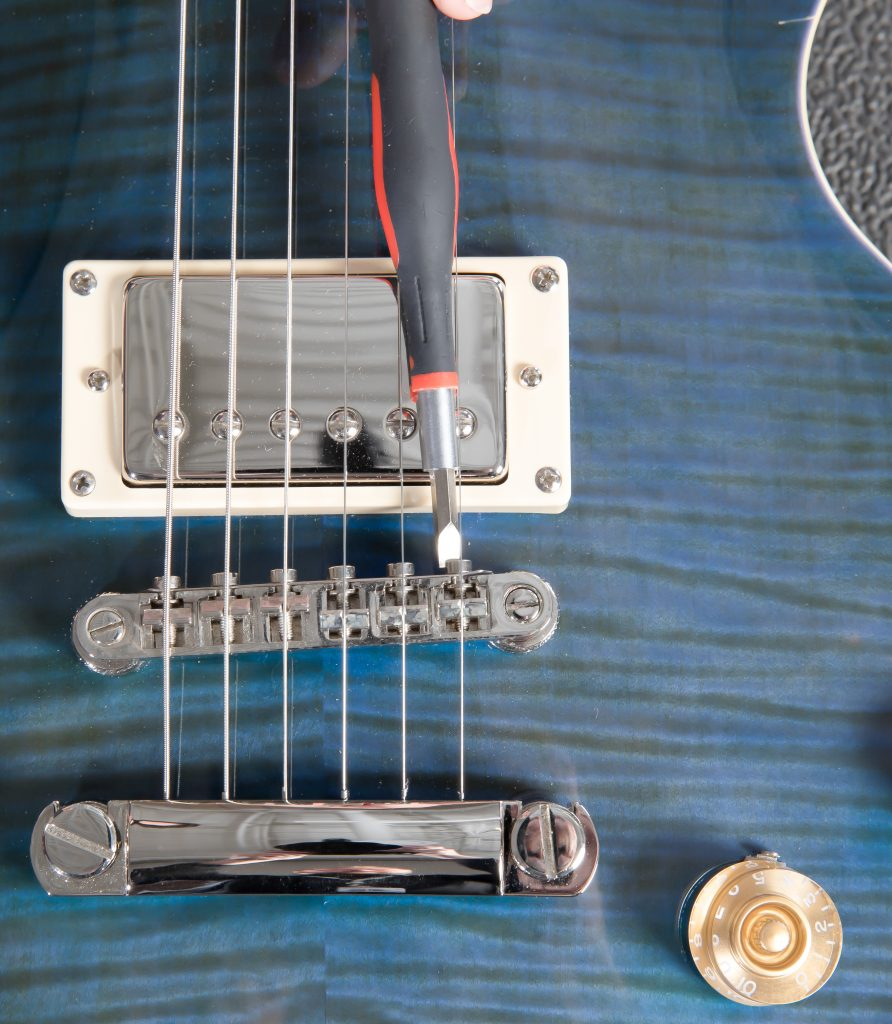 Electric Guitar String Length Adjustment : how to setup your electric guitar part 3 intonation sweetcare sweetwater ~ Vivirlamusica.com Haus und Dekorationen