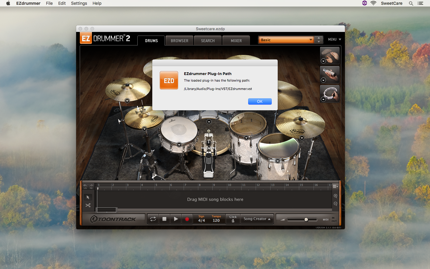 ezdrummer vst download