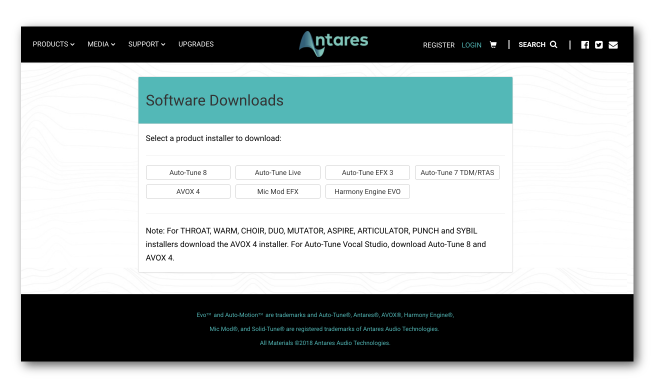 How to Activate, Download, and Install Antares Software