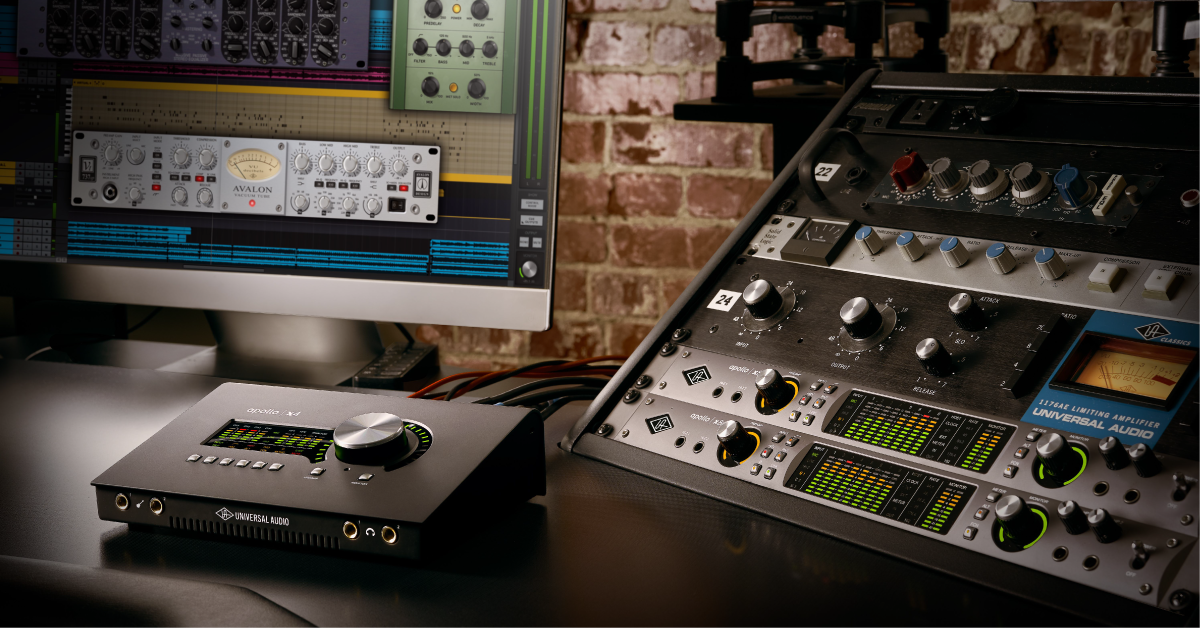 Universal Audio Apollo Uad And Arrow Setup Guide Sweetwater Yea this is reaper only unless some other stand does this but its just firing a simple remote andif u. universal audio apollo uad and arrow