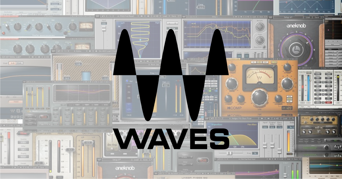 Waves Software Activation Instructions | Sweetwater