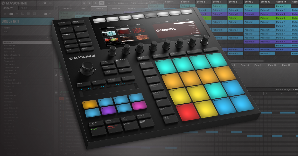 How to Install and Set Up a Maschine MK3 | Sweetwater