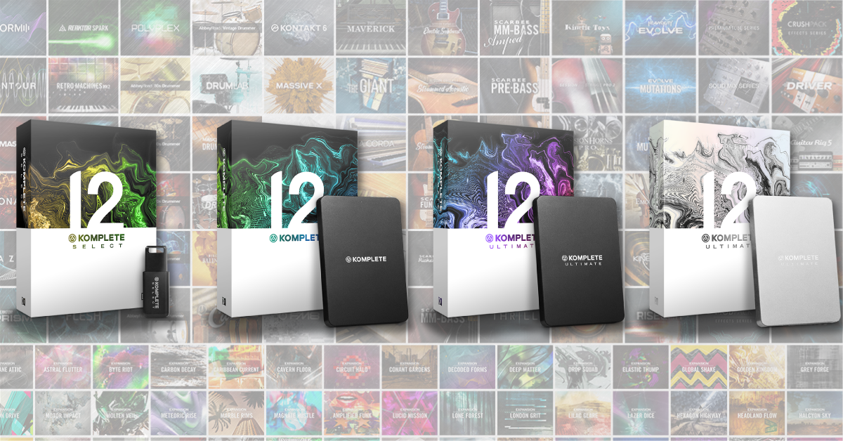 native instruments komplete 11 ultimate nitroflare
