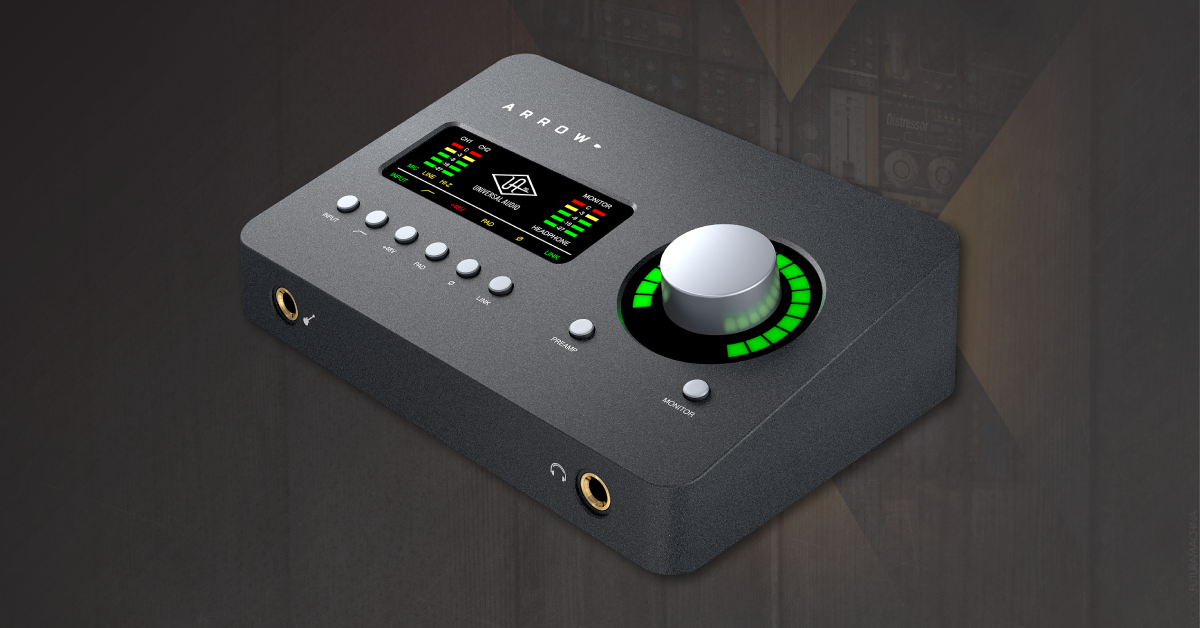 How to Install and Set Up Universal Audio's Arrow | Sweetwater