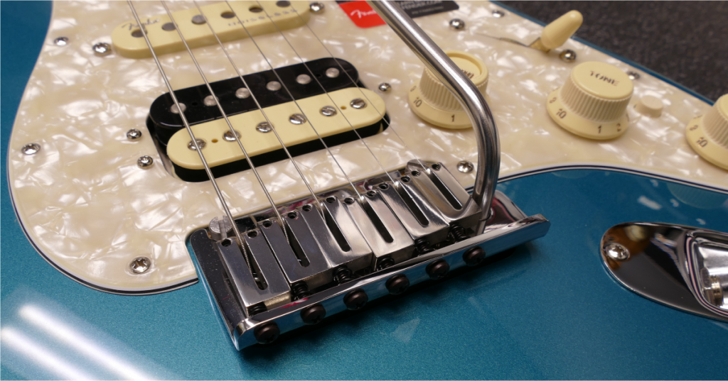 Understanding the Fender Pop-in Trem Arm | Sweetwater