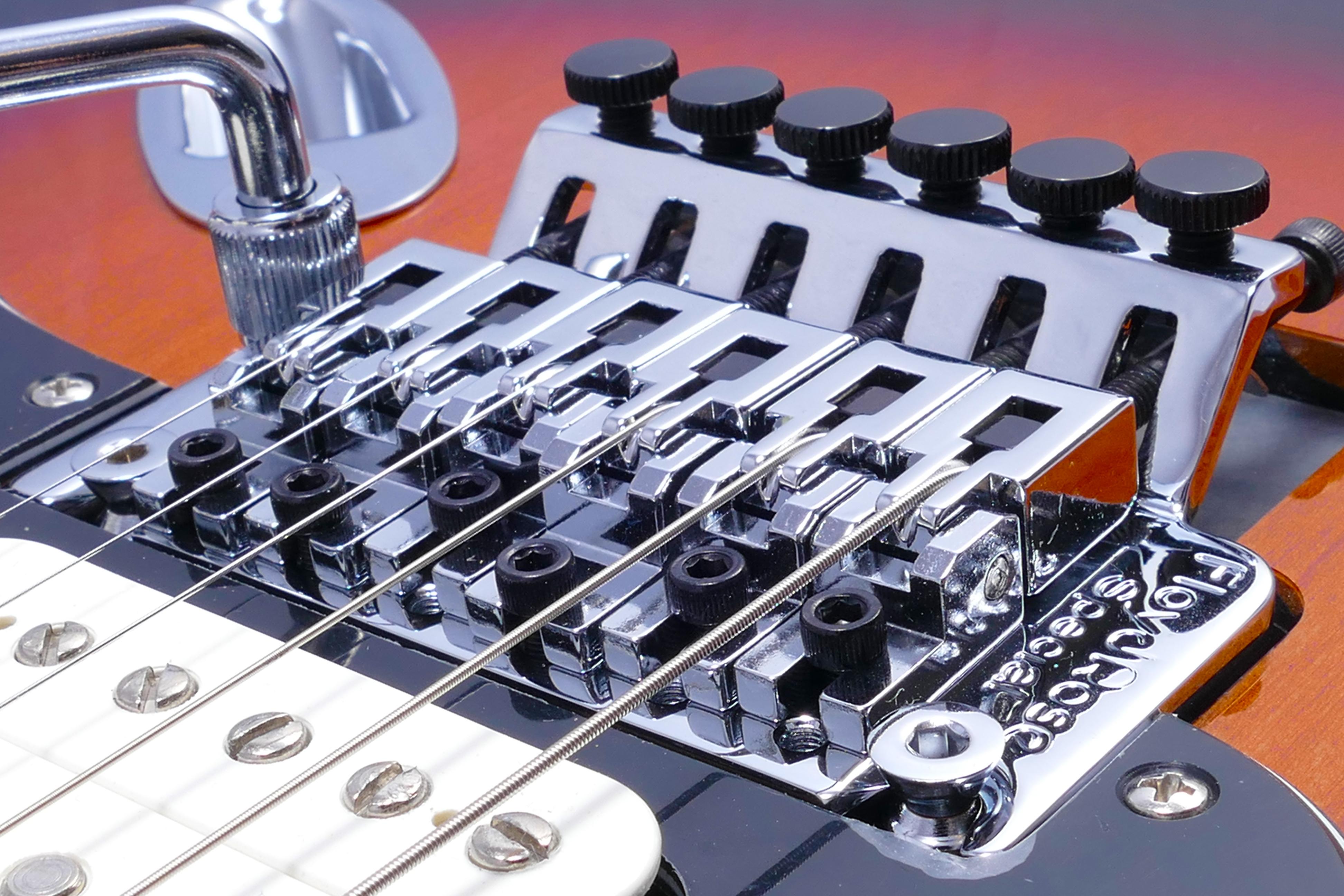 ผลการค้นหารูปภาพสำหรับ floyd rose guitar
