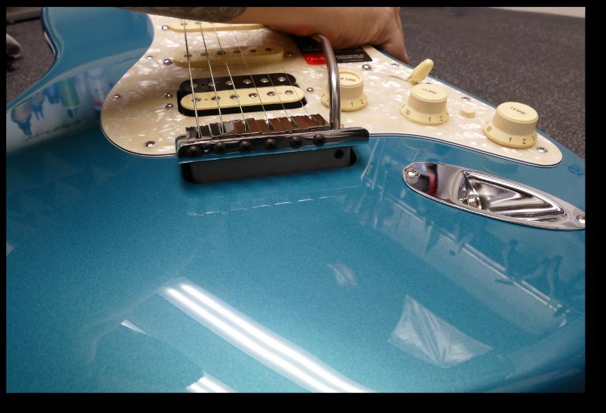 Understanding the Fender Pop-in Trem Arm | Sweetwater