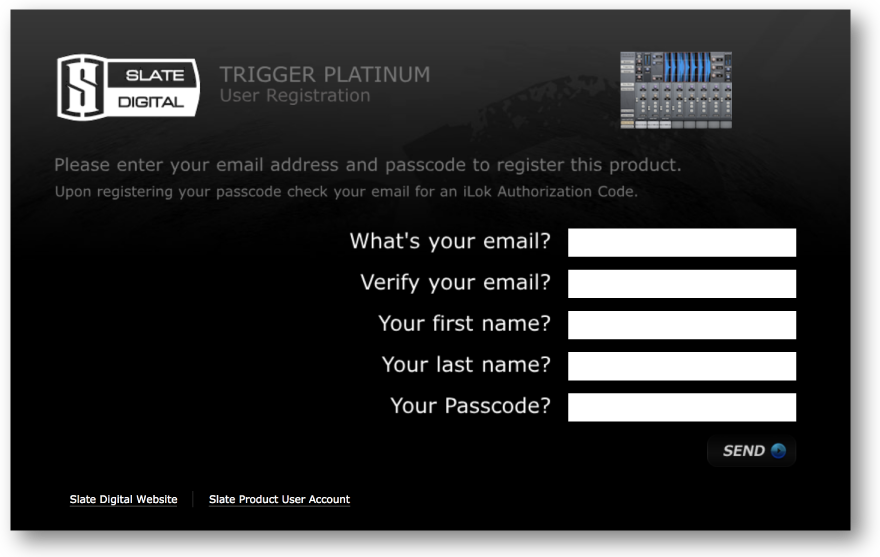 Trigger 2 Platinum Software Activation Instructions | Sweetwater