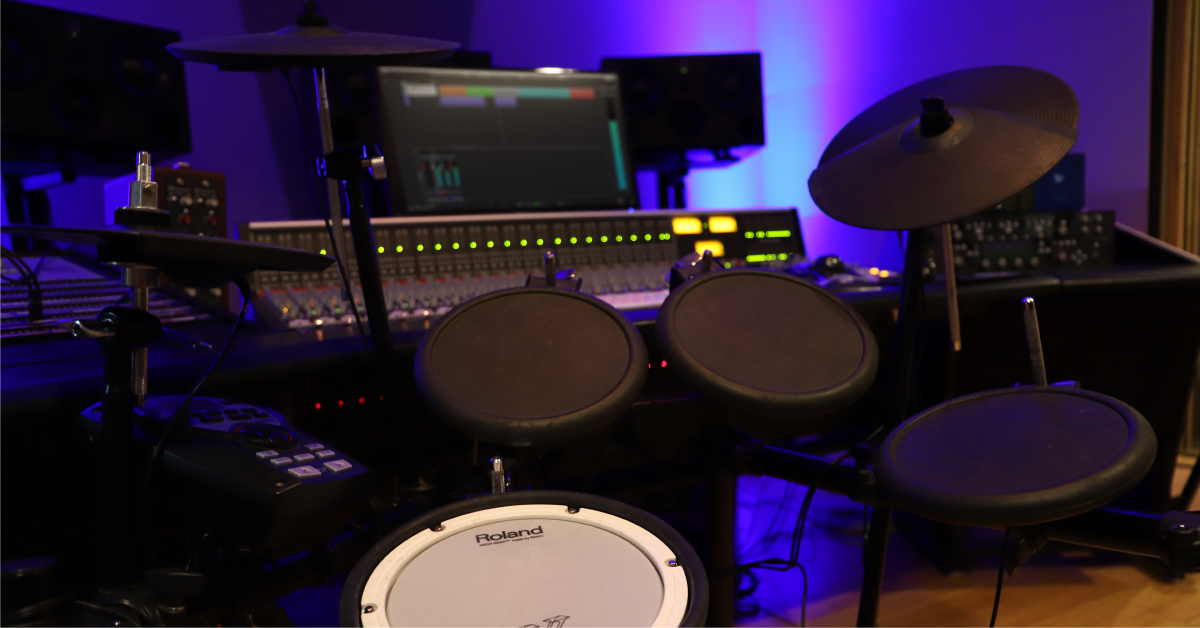 Connecting Electronic Drums to Your Computer | Sweetwater