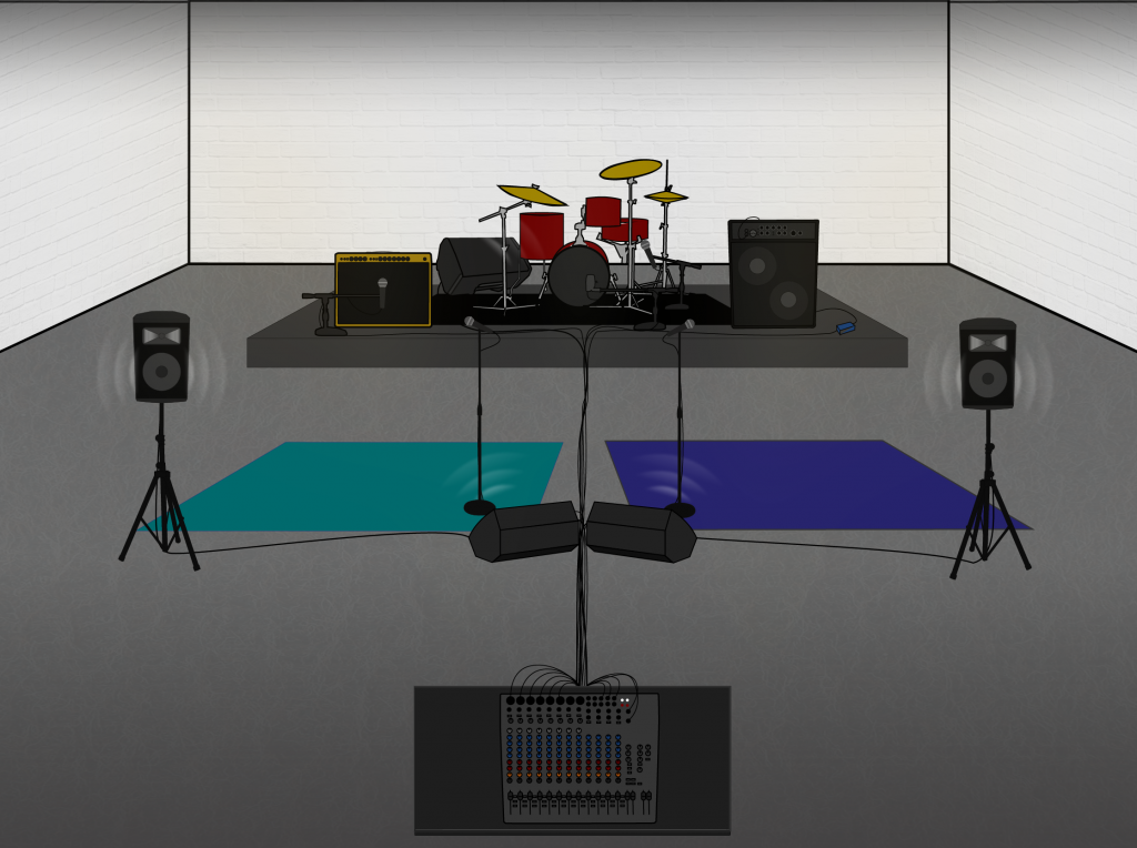 How To Set Up A Pa System