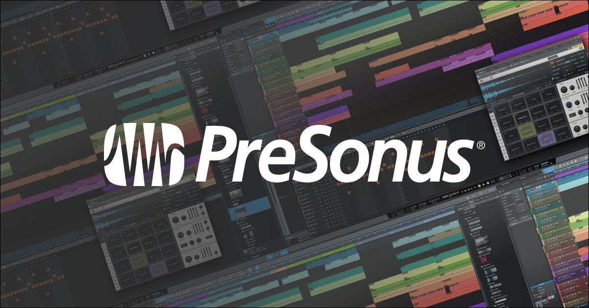 PreSonus Studio One 4 Software Activation Instructions