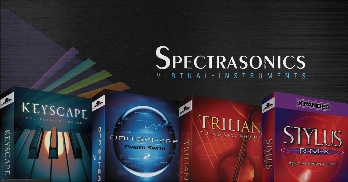 Spectrasonics Software Activation Instructions | Sweetwater