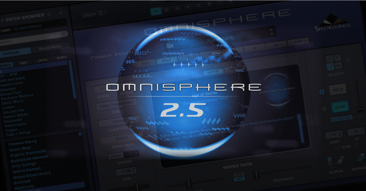 Getting Started with Omnisphere 2 | Sweetwater