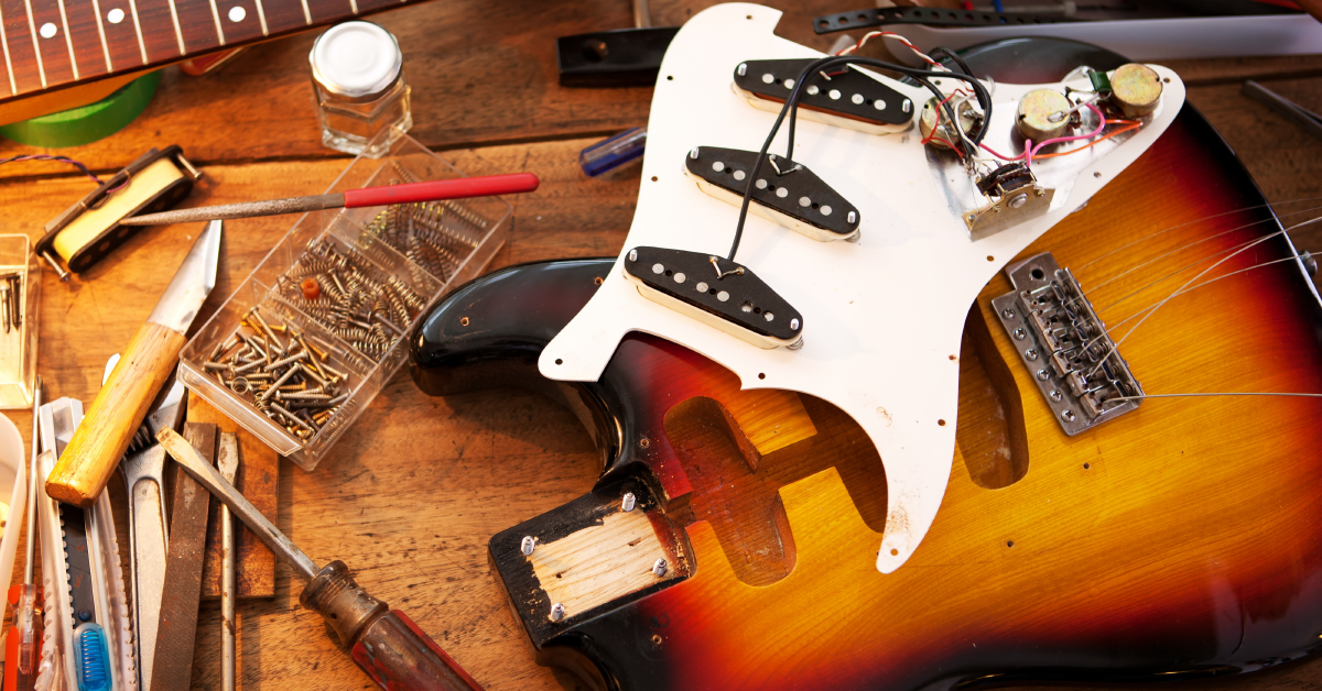how to upgrade guitar pickups sweetwater