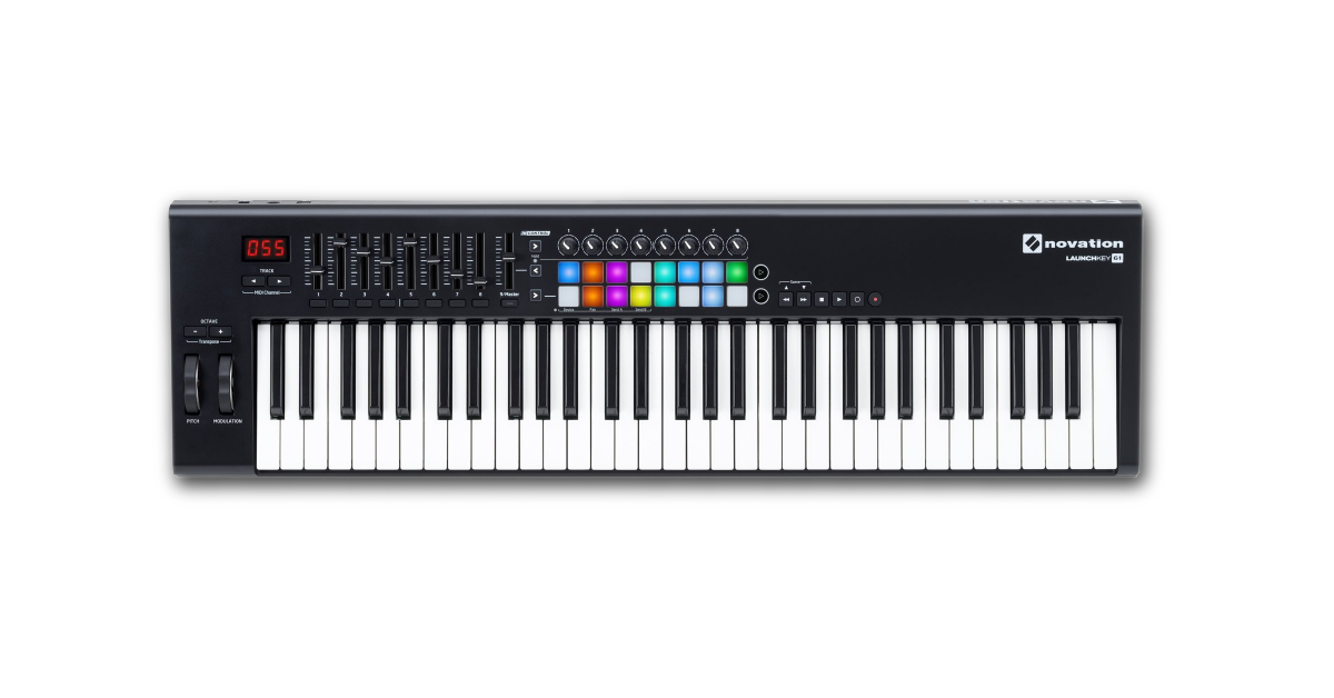 Getting Started with the Novation Launchkey | Sweetwater