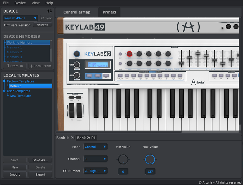 Getting Started with the Arturia KeyLab | Sweetwater