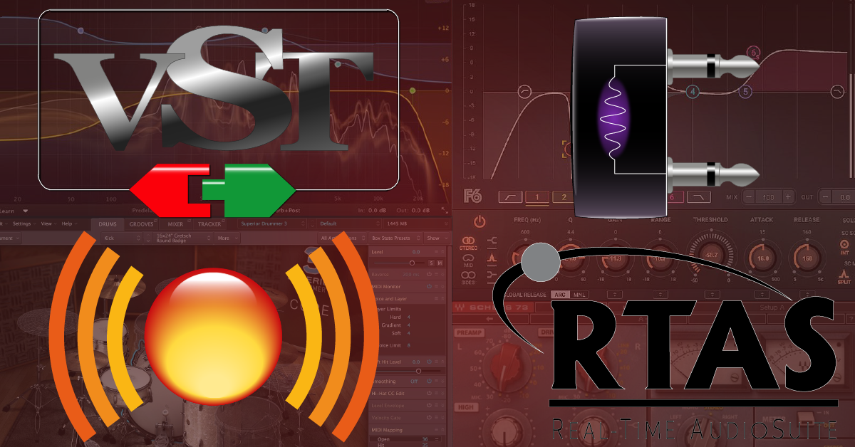 Which Plug-in Format Do I Need For My DAW? | Sweetwater