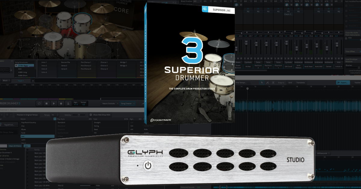 How to Install Superior Drummer 3 Libraries from an External