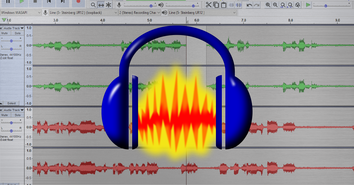 How to Edit Tracks in Audacity | Sweetwater
